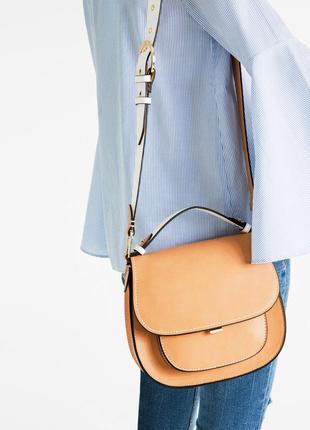 Повседневная женская сумка zara