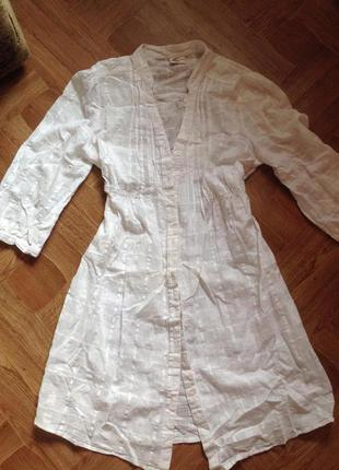 Пляжное платье туника