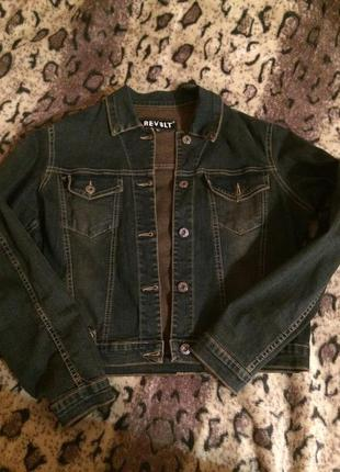Стильна джинсовка