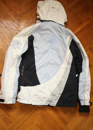 Куртка горнолыжная трекинговая iguana s-м