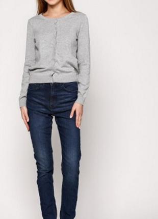 Классные джинсы скинни h&m