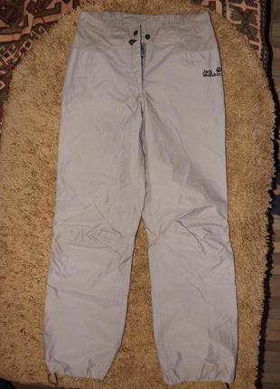 Трекинговые штаны jack wolfskin женские