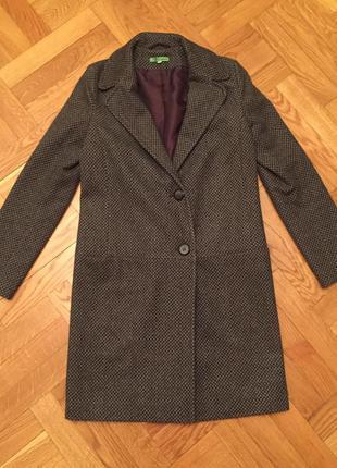 Широковатое пальто spring fashion