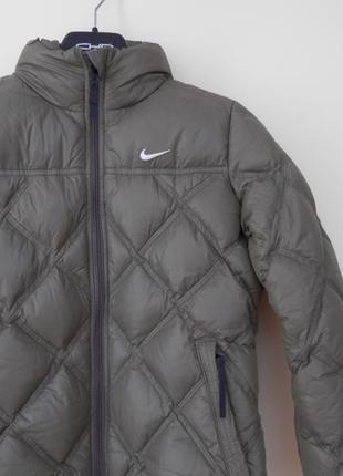 Куртка-дутик (спортивная и не только) известного бренда nike