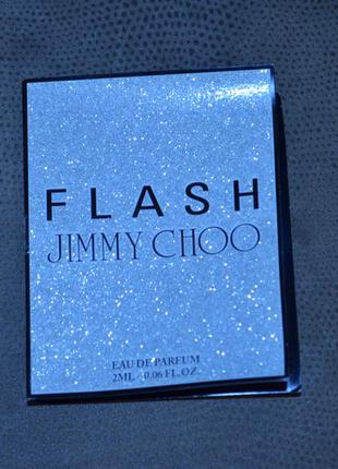Jimmy choo flash   пробники духов. оригинал