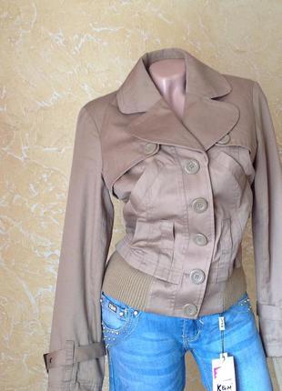 Демисезонная куртка vero moda. скидка10%на2вещи!)