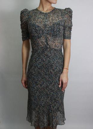 Платье isavel marant for h&m оригинал