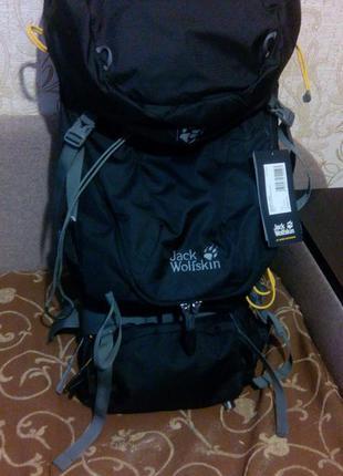 Jack wolfskin туристический рюкзак
