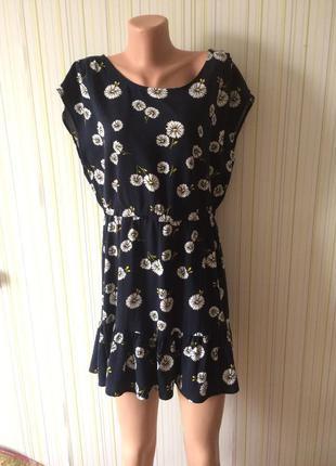 #легкое платье  100% вискоза# next#