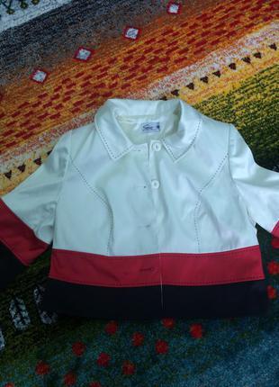 Коротенький піджак space 52 розмір