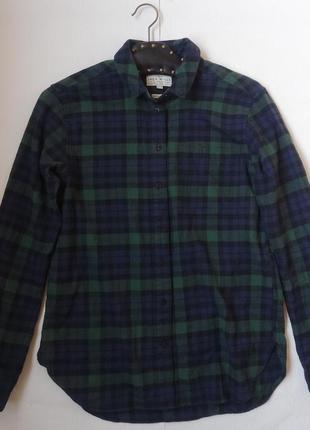 Рубашка в клетку 8 - размера jack wills . тренд