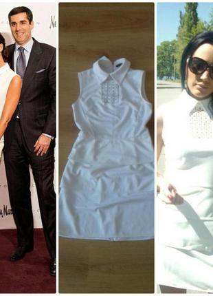 Платье виктория бэкхем
