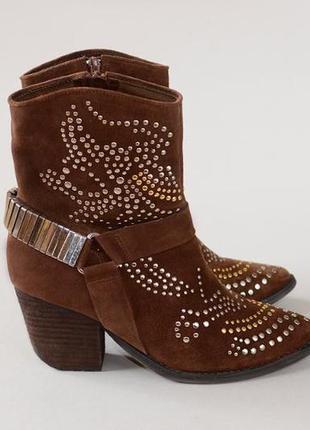 Сапоги ботинки jeffrey campbell модель ibiza