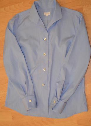 Рубашка с запонками joop