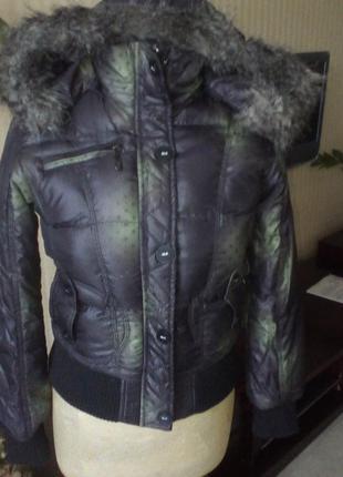 Распродажа куртка glo-stori новая с этикеткой s