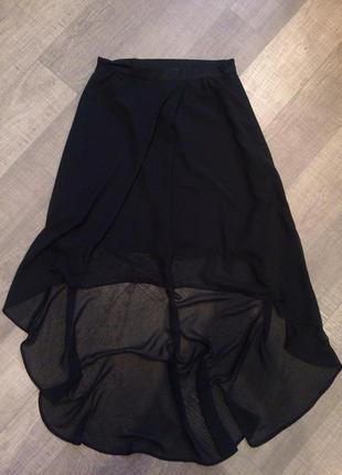 Красивая юбка на удлинение