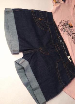 Джинсовые шорты джинсы шорты stradivarius короткие  шорты джинсовые