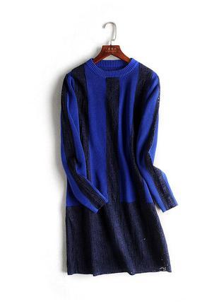 Изысканная туника свитер