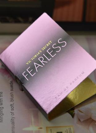 Victoria´s secret fearless пробник духов