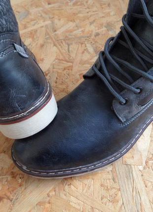 Фирменные ботинки venice-размер 41