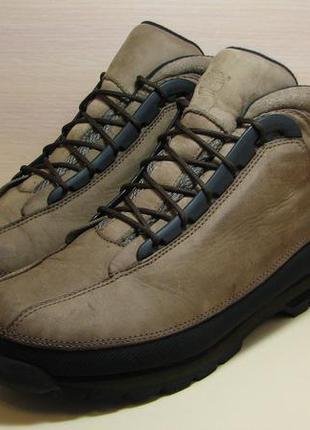 Ботинки кожаные timberland оригинальные, вьетнам 43рр