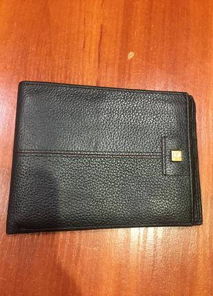 Кожаный кошелёк, портмоне bally