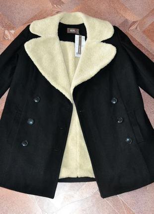 Новое уютное пальто