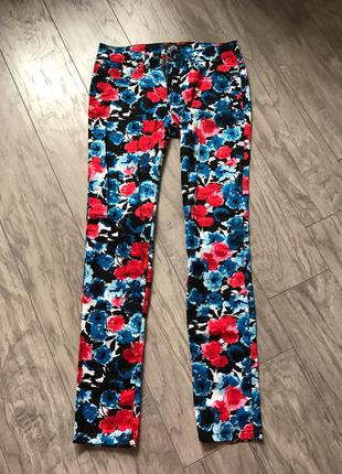 Яркие брюки daniele patrici
