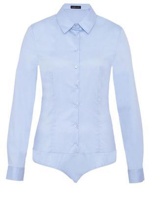 """Рубашка-боди """"hallhuber"""", размер 34."""