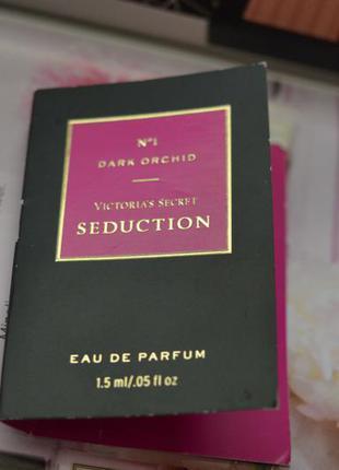 Victoria´s secret seduction пробник духов