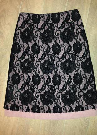 Продам гипюровую юбку northland