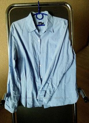 Рубашка в клетку gap