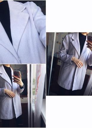 Шикарное пальто бойфренд atm
