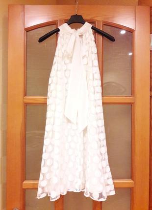 Платье выпускное коктейльное на свадьбу