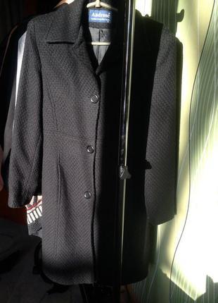 Пальто фирменное androse англия