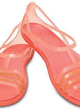 Оригинал crocs isabella sandals