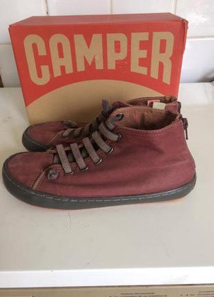 Кеды camper