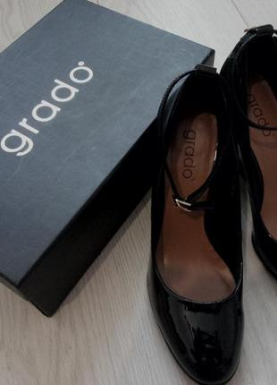 Лакированные туфли grado