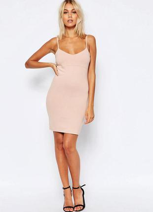 Коктейльное мини платье вечернее летнее  asos 21760