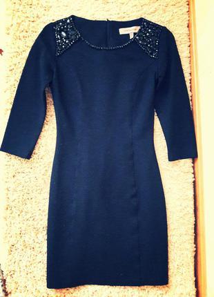 Черное платье   cinema donna