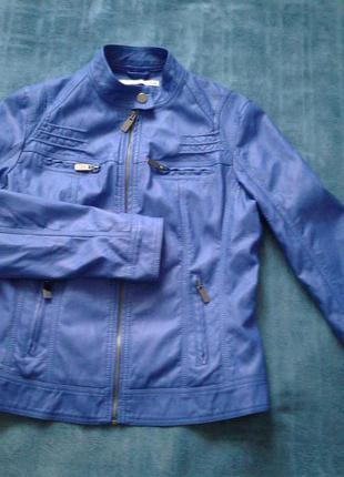 Куртка з екошкіри famous