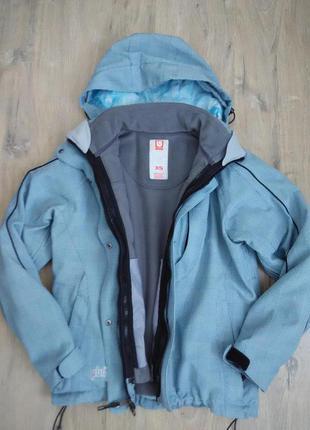 Куртка на все сезоны burton xs