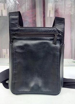 Стильный кожаный мини-рюкзак next.