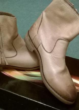 "Ботинки кожаные ""blackstone"", р. 40"
