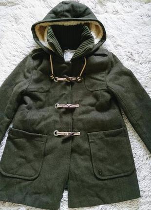 Пальто (дафлкот) pull&bear