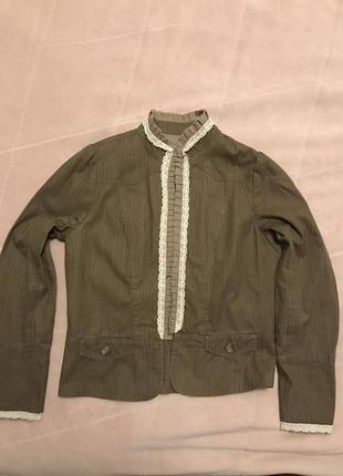 Пиджак стильный