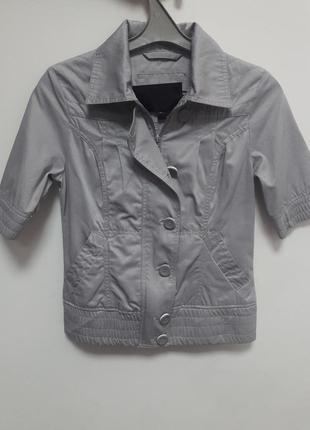 Легкий пиджак-куртка mango