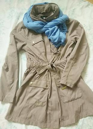 Весеннее пальто h&m