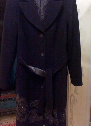 Пальто жіноче(кашемір)
