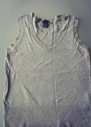 Пуловер под рубашку h&m